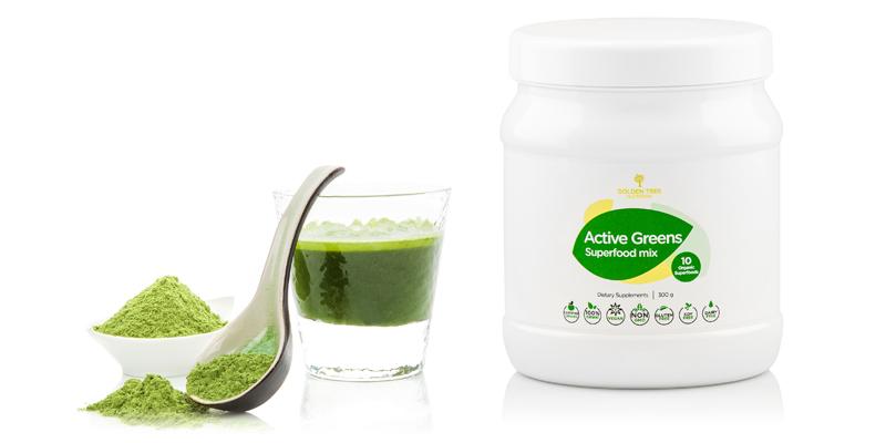 Active Greens